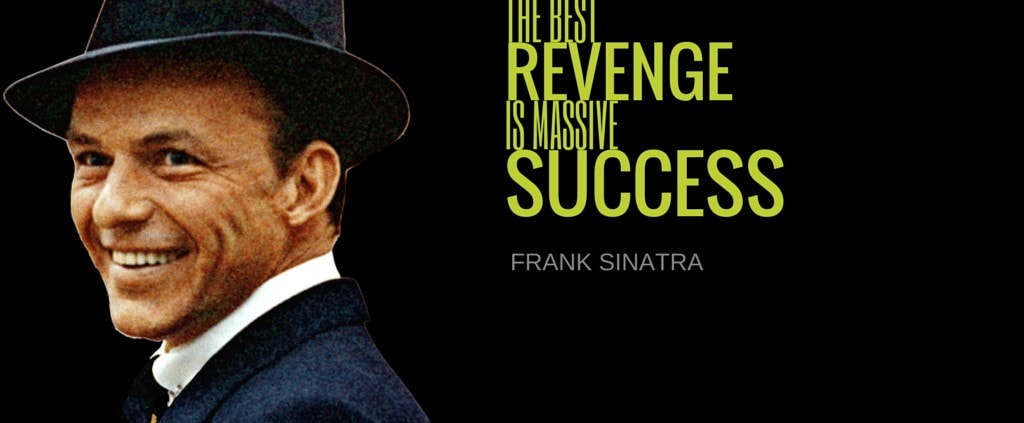 PR for Startups Movements and Personalities - Frank Sinatra Quote