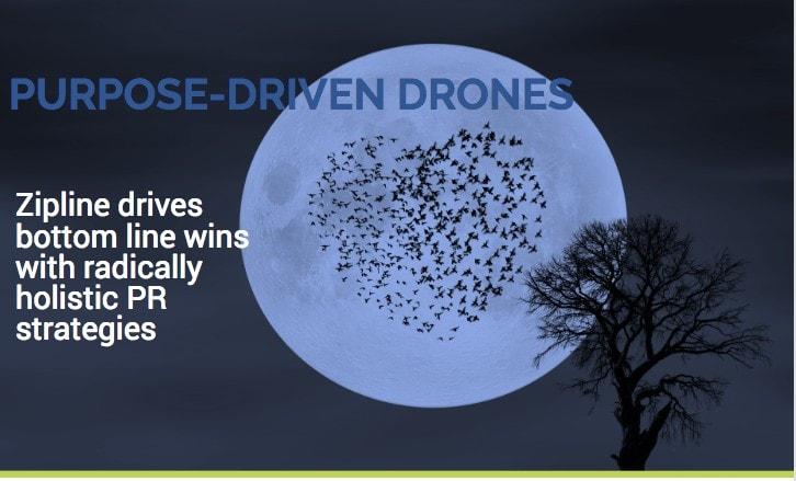 Commercial Drone PR